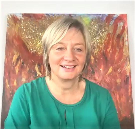 Speaker - Petra Helga Weber