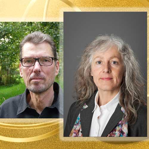 Speaker - Margret Baier & Bernd Hückstädt